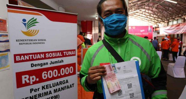 Bantuan Sosial Tunai Kemensos